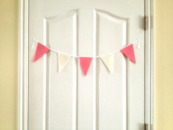 Baby girl hospital door hanger baby shower door by for Baby girl hospital door decoration