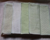 Going Green Upcycled Cloth Wipes and a FREE SAMPLE of our Cloth Wipe Solution