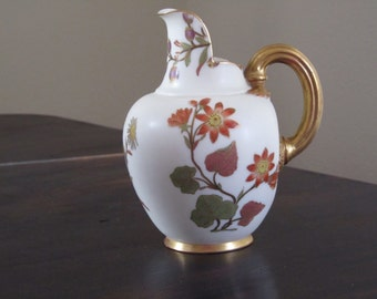 Royal Worcester Porcelain Creamer/Pitcher