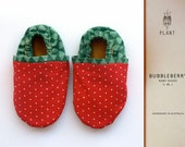 Bubbleberry Handmade Kids Shoes - by Plant - PLANTonEtsy