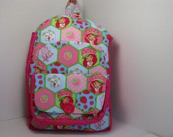 Strawberry & Friends Preschool Backpack