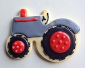 Tractor Cookie  - 1 dozen