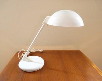 VINTAGE mid century Modern desk TABLE LAMP
