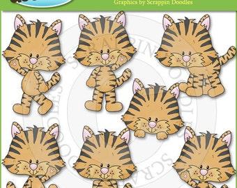 Tiggy Tiger Clip Art