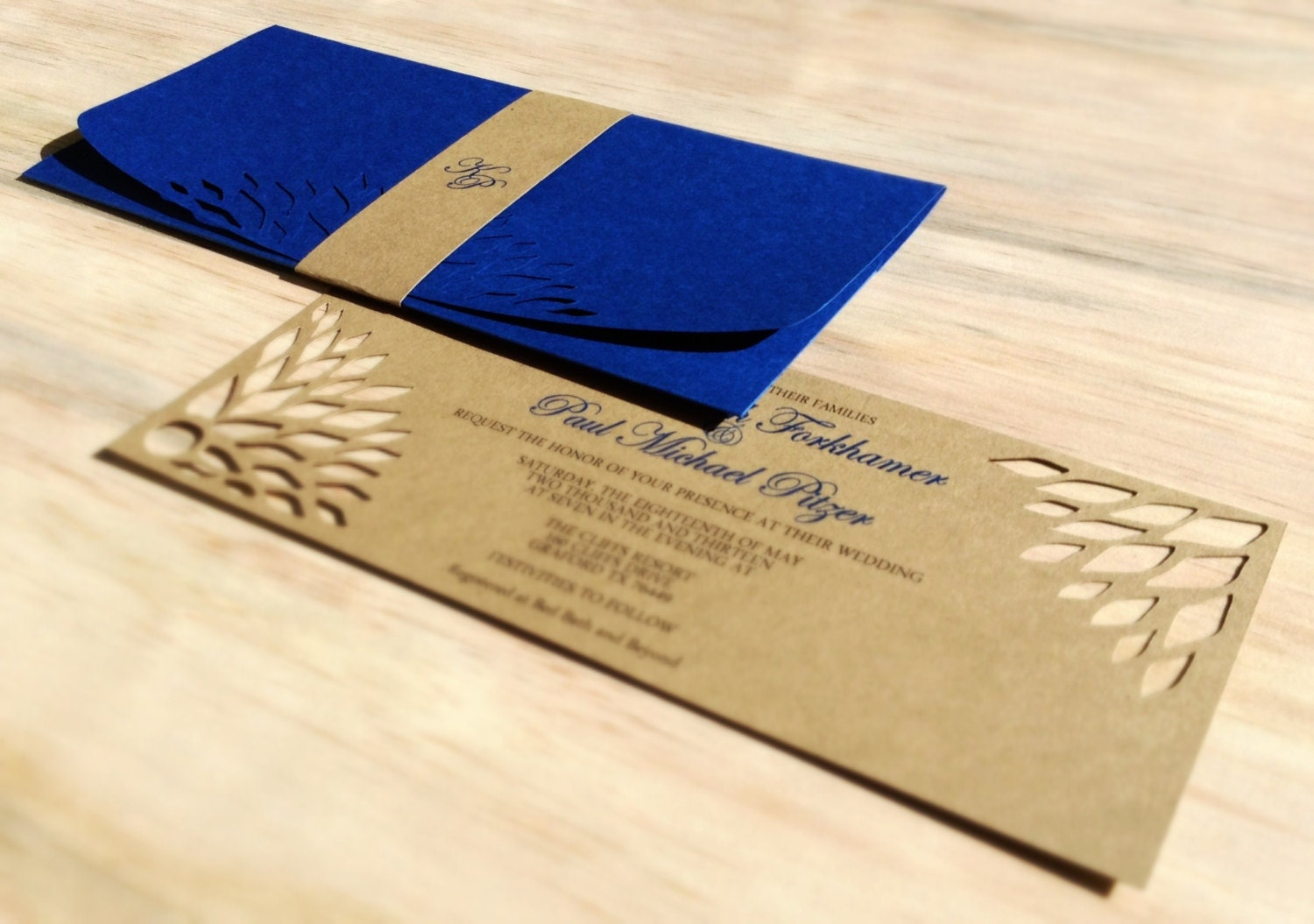 Majesty Wedding Invitation - Bandung