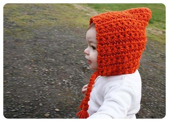 Pixie Cap Crochet Pattern