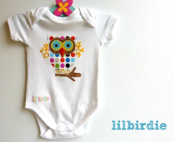 Items similar to Baby Owl esie Uni Owl Uni Baby