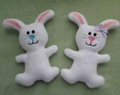 boy or girl easter bunny