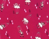 Sarah Jane-Let's pretend -Marionettes-BERRY- 1 yard