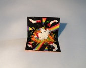 Exploding Unicorn Pop-up Card