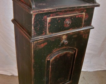 Savannah Waste Cabinet with drawer