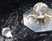 Ouija Board Spirit Board w/Crystal Ball, Spinner, and Pendulum--Holy Magic Circle