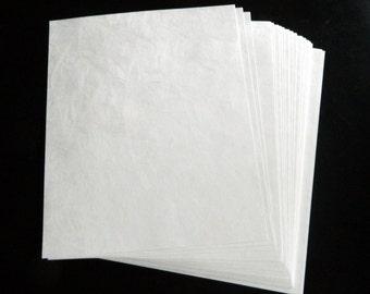 11 x 17 Tyvek Sheets 10/lot Arts and Craft Material 14 lb