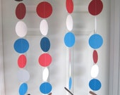 Baseball Garland, Baseball Theme Birthday Party, Sport Party, Opening Day Party, Boy's Room Decorations