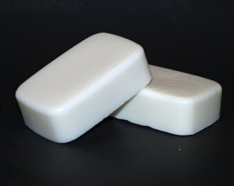 Caribbean Coconut Scented Shea Butter Soap 6oz bar 99% natural