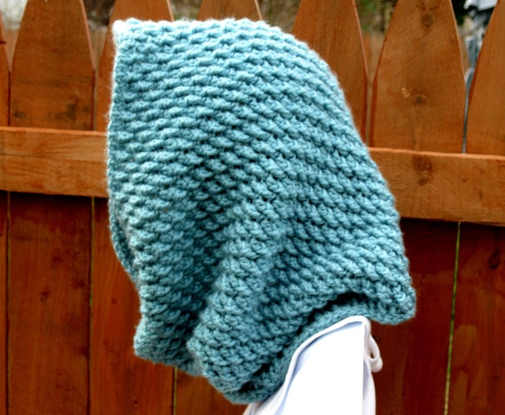 Crochet Hooded Cowl Pattern - Tightly Textured Hooded Cowl - PDF file - PATTERN only