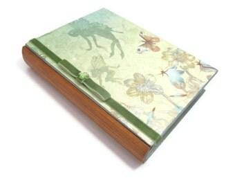 Elegant Fairy Book Box Drawer