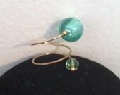 The Elemental Wire Wrap Around Ring