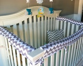 Reserved for Diedre -- Crib Guards -- 3pc Custom Crib Rail Teething Guards for Baby/Toddler in Avengers fabric