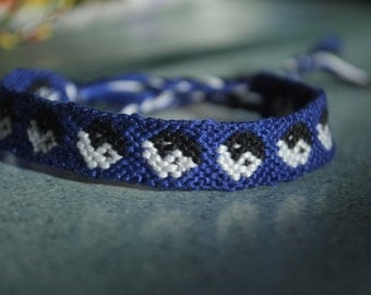 Yin-Yang Friendship Bracelet