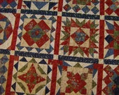 Americana Red, White, Blue Sampler