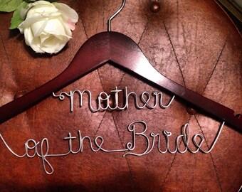 Hanger Deluxe Mothers, Personalized Custom Bridal Hanger, Brides Hanger, Bride, Name Hanger, Wedding Hanger, Personalized Bridal Gift