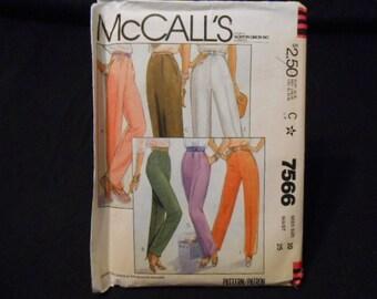 McCalls 7566, size 10