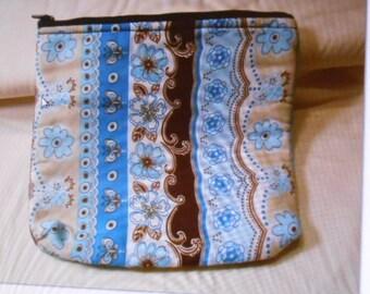 Make up bag or wipe holder