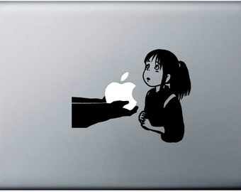Spirited Away vinyl decal