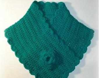 Cosy Neck Warmer Crochet Pattern