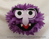 the Count Inspired Character Pom