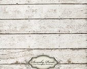 PRODUCT 3ft x 3ft Vinyl Backdrop WOOD FLOORDROP / Barn Wood Cropped