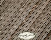 2ft x 2ft Vinyl Photography Backdrop / Custom Photo Prop / Thin Diagonal Wood
