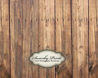 5ft x 3ft Vinyl Photography Backdrop for Accessories, product pictures / Brown Wood