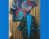 """1990 Ann Colvin UNCUT """"A Quilted Wardrobe"""" Jacket Pattern"""