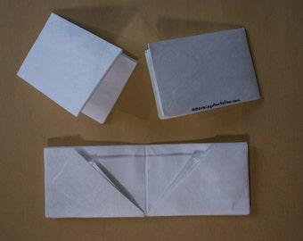 Blank Origami Tyvek Wallet