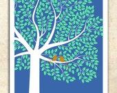 400 Plus guests signature GUEST TREE, Unique Wedding Guest Book, An Interactive Art Print - 411 guest sign in 20x30, Sugar Vine Art, num.130