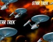 LAST YARD - Camelot - Star Trek Red Space
