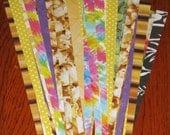 47 random bead strips