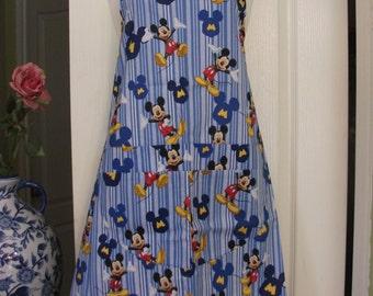 Apron: Mickey