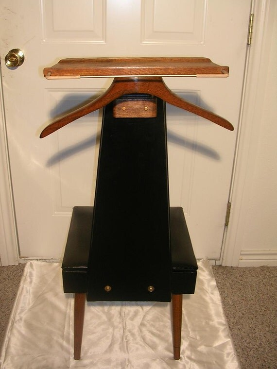 vintage black setwell valet  butler chair with by butler characters butler sherborn