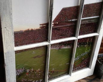 Auburn University Stadium Window