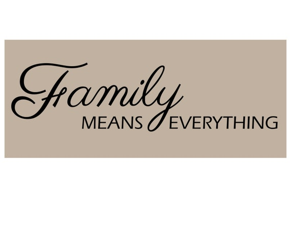 Image result for images of family means everything