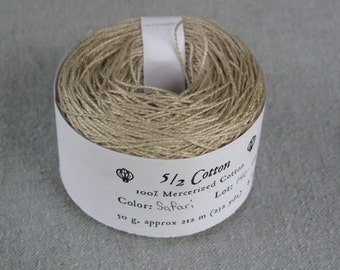 Safari 5/2 Mercerized Cotton