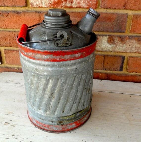 Vintage Oil Gas 90