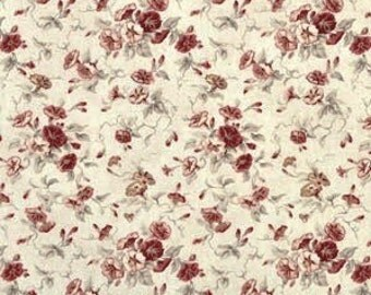 Waverly Fairhaven Rose Decorator Fabric - 1 1/2 yards