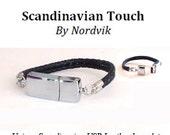 Usb bracelet, Leather USB, Usb jewelry, Usb pendant, Cool gadgets, Gift boyfriend ,Wearable technology, Gift ideas for friends, Gift husband