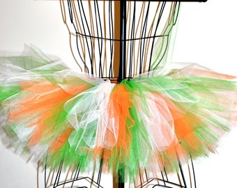 Adult Irish St. Patrick's Day Tutu
