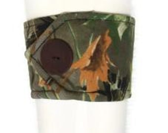 Mossy Oak Coffee Cup Cozy