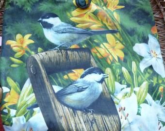 Garden Birds Ladies Bag - Sale